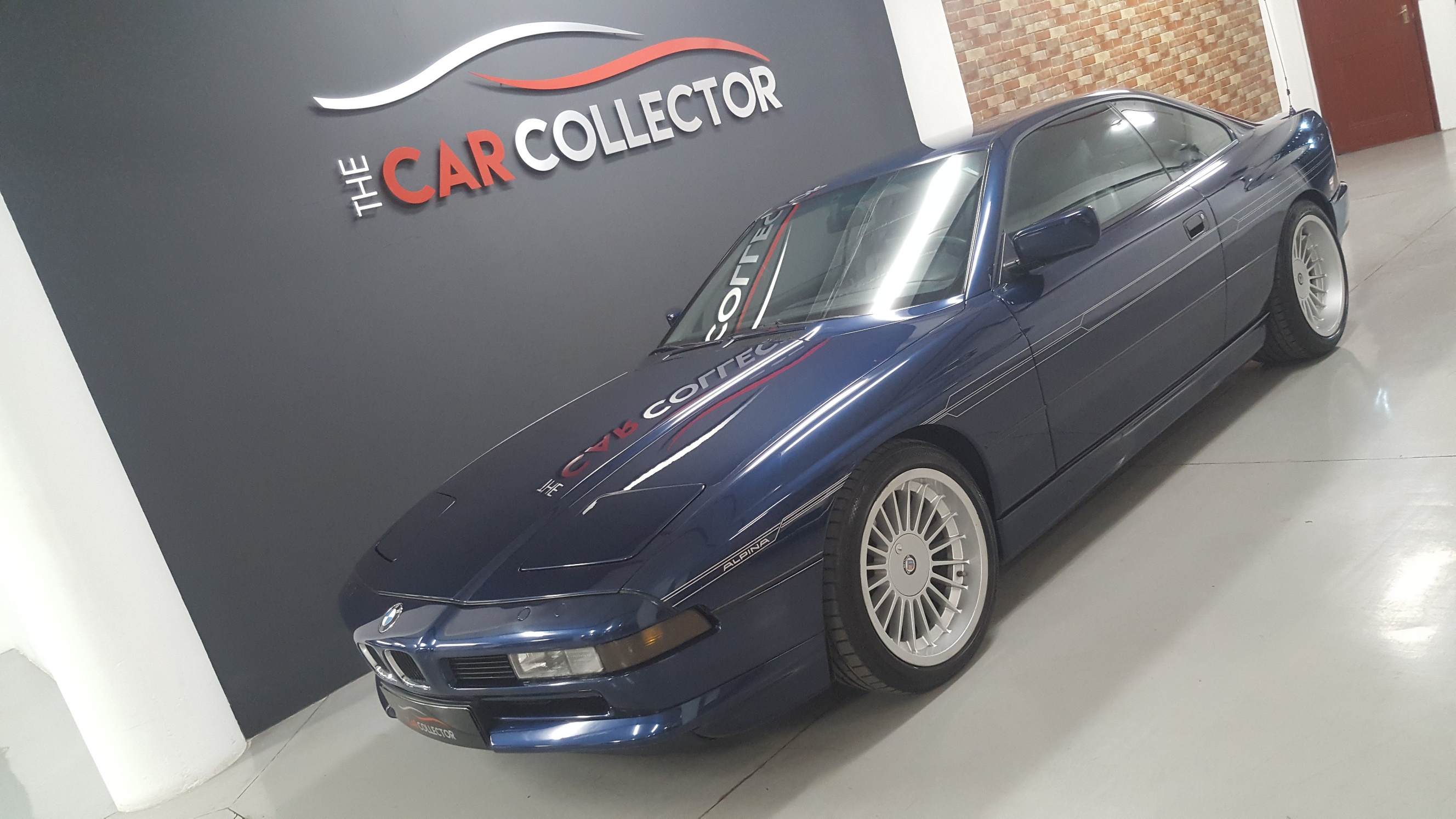 BMW Alpina B The Car Collector - Bmw 850 alpina for sale