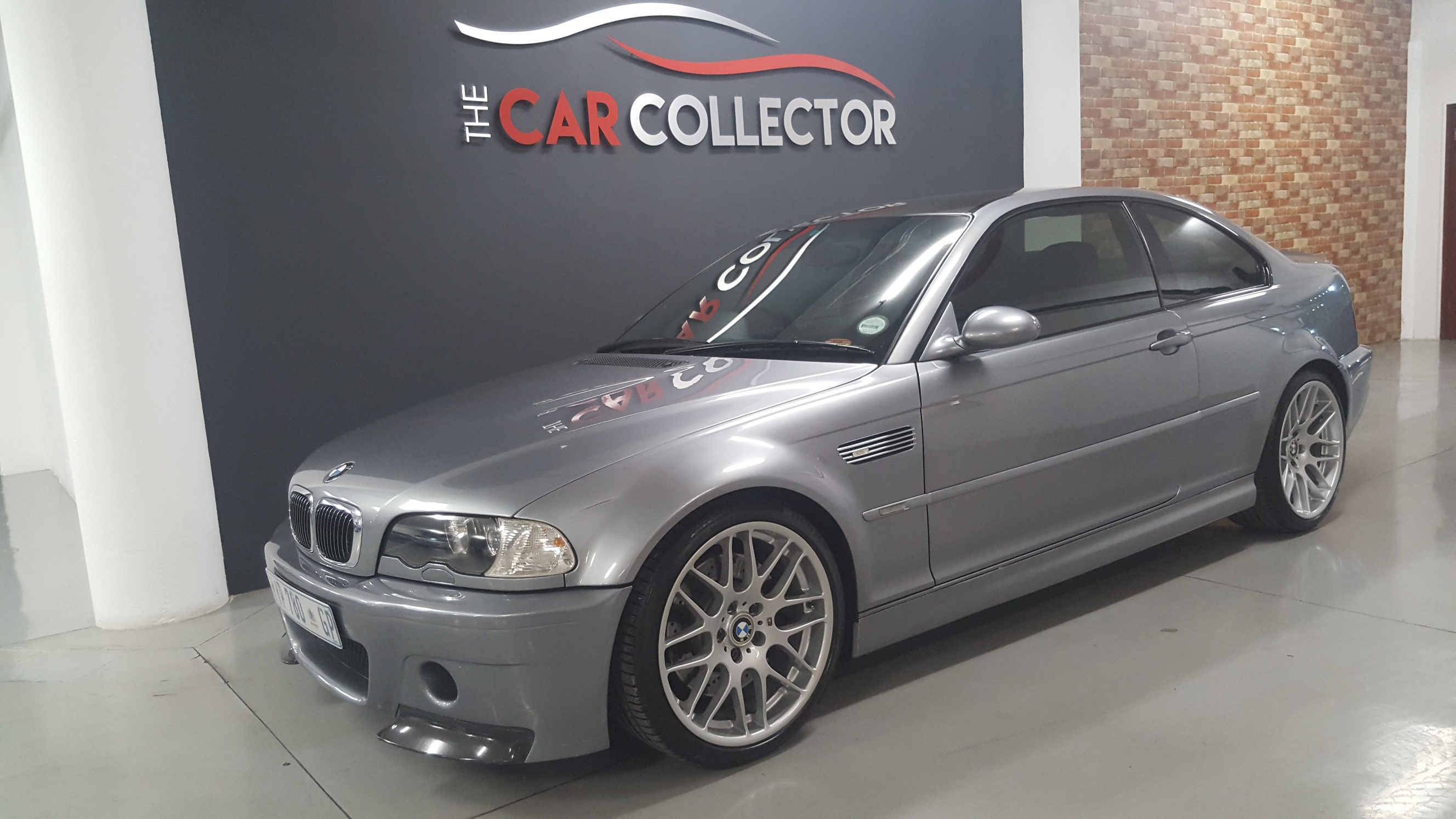 bmw e46 m3 csl the car collector. Black Bedroom Furniture Sets. Home Design Ideas