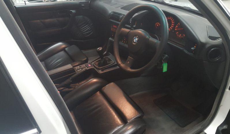 BMW E34 M5 full