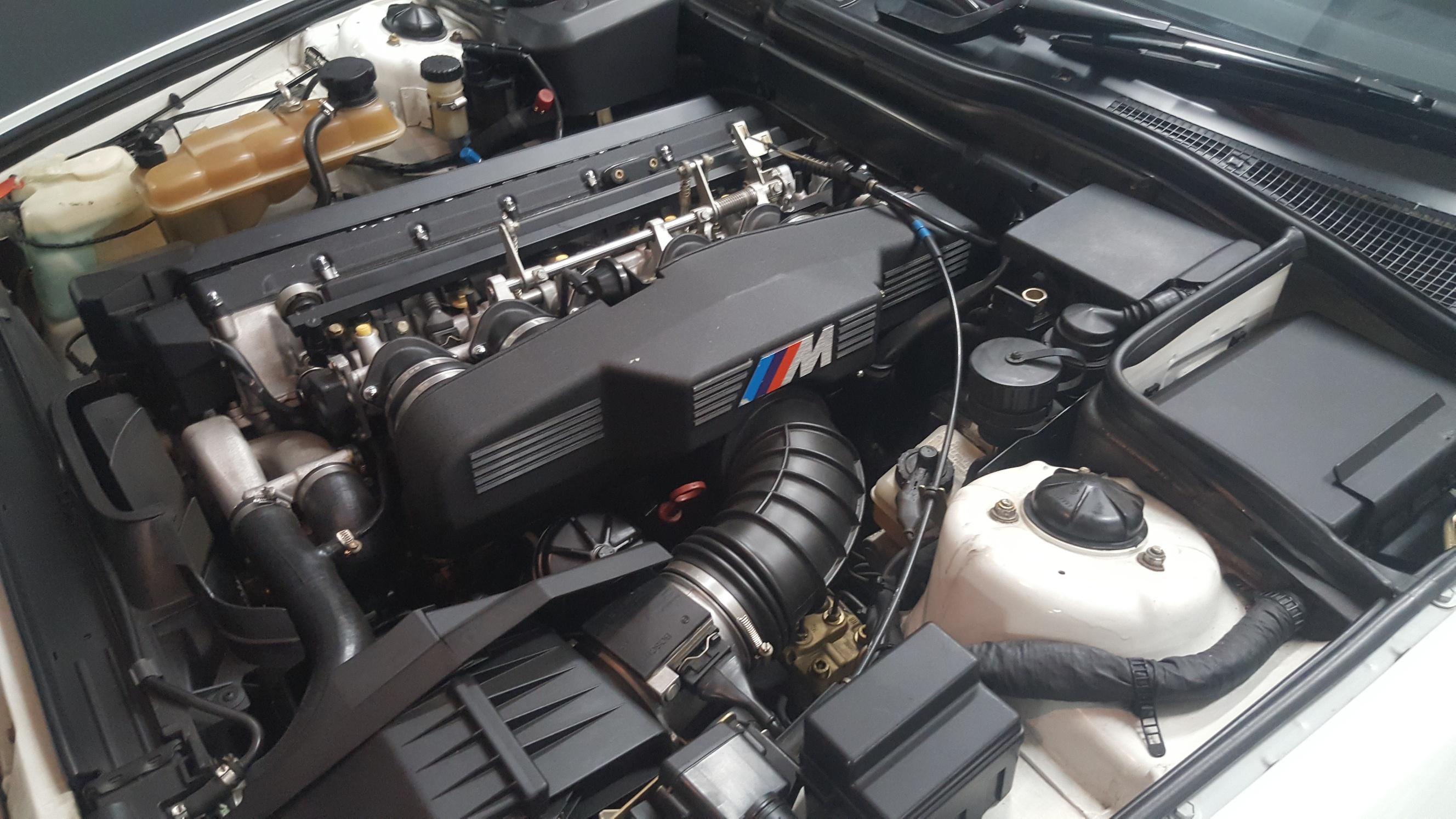 Bmw E34 M5 The Car Collector