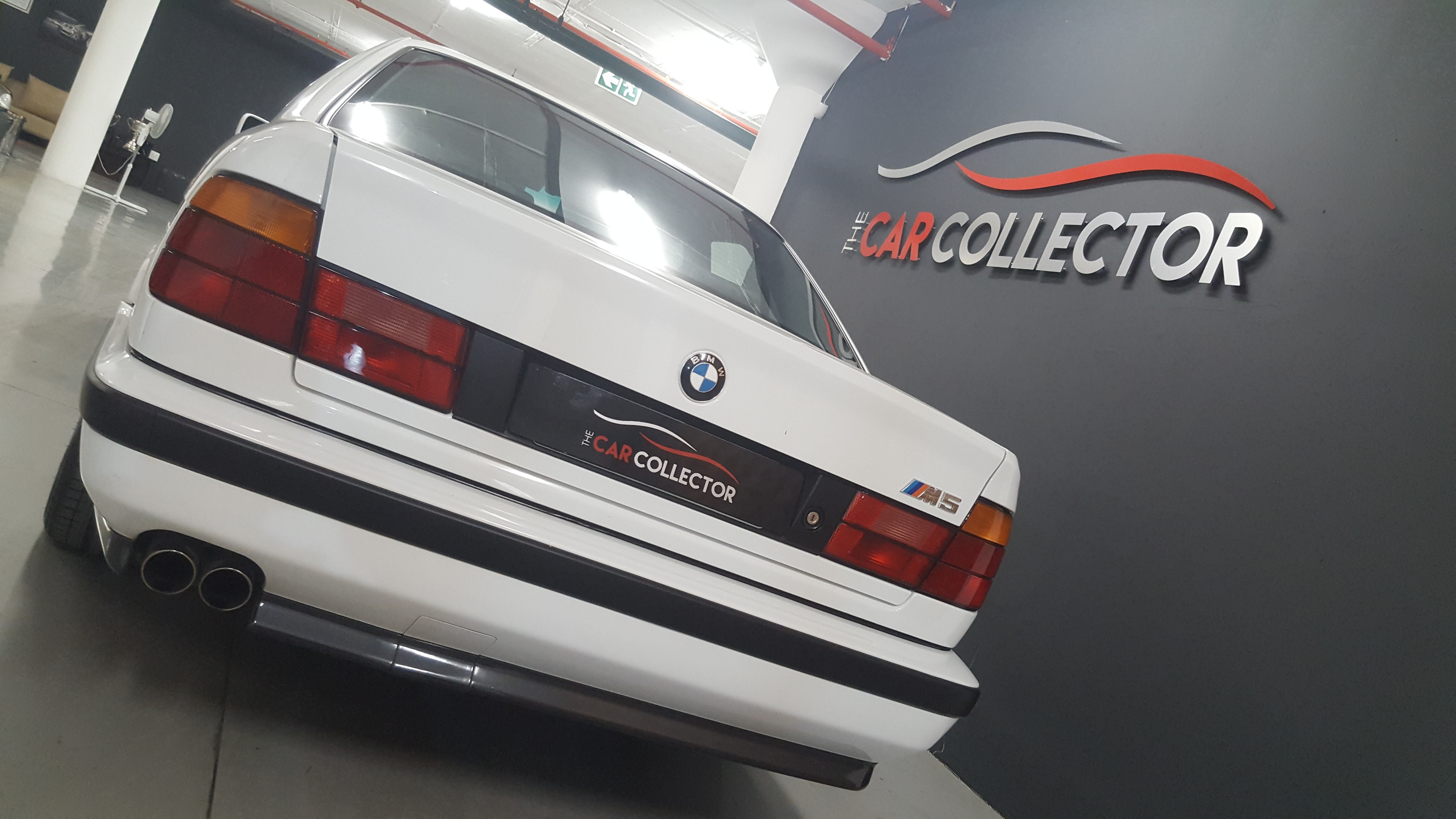 BMW E34 M5 – The Car Collector
