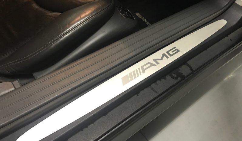Mercedes Benz SL500 AMG full