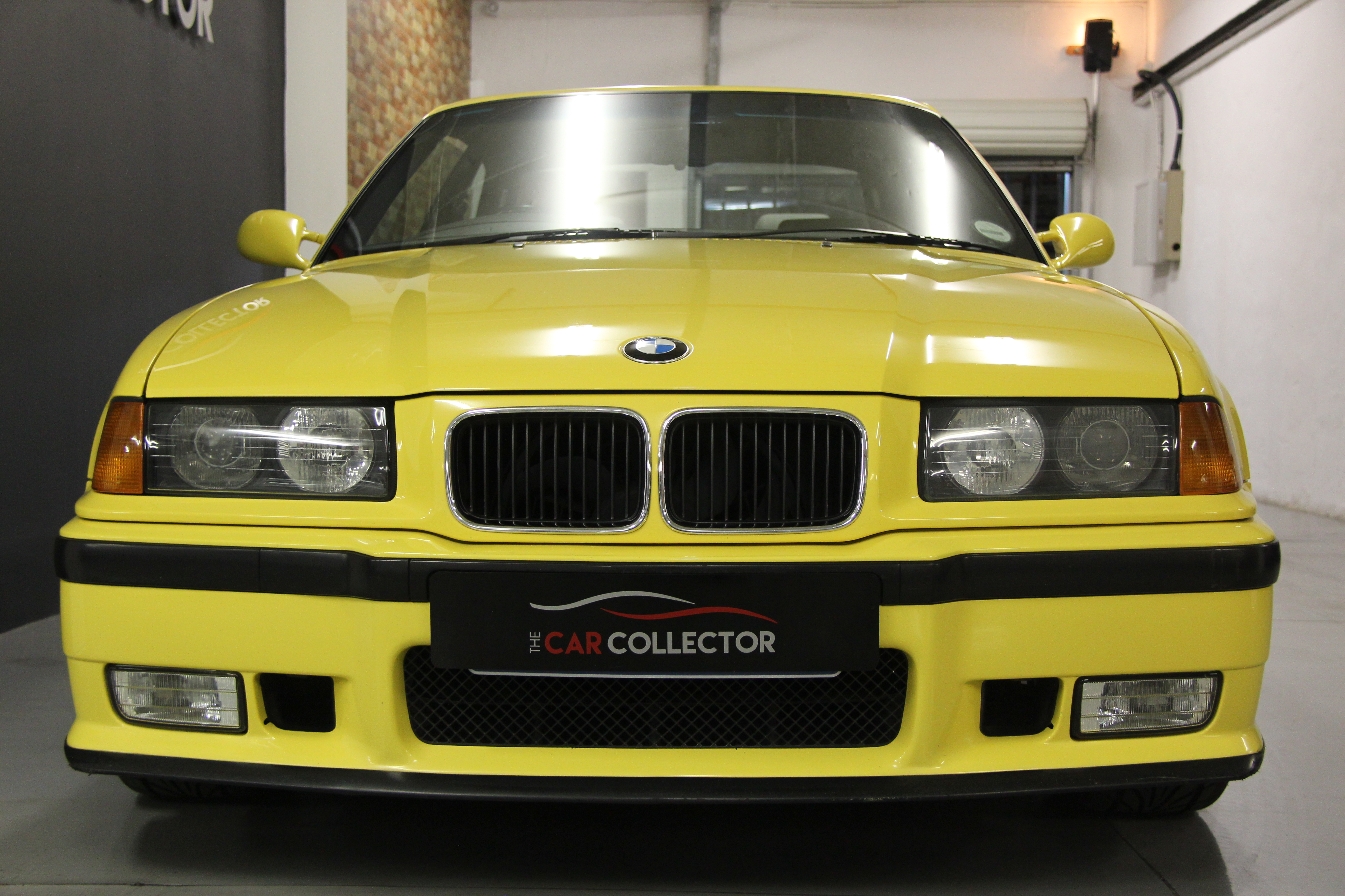 Bmw E36 M3 Coupe The Car Collector